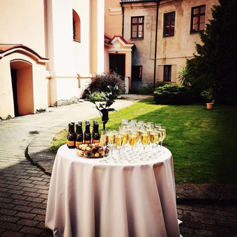 DILI design - šampano staliukas, dekoravomas ir kt. / DILI / Darbų pavyzdys ID 527855