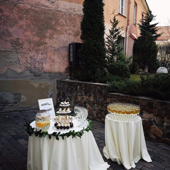DILI design - šampano staliukas, dekoravomas ir kt. / DILI / Darbų pavyzdys ID 527857