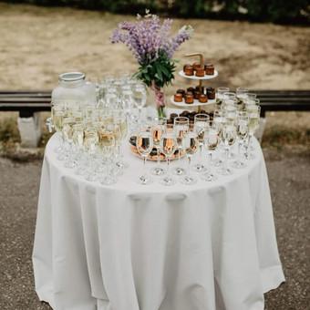 DILI design - šampano staliukas, dekoravomas ir kt. / DILI / Darbų pavyzdys ID 527859