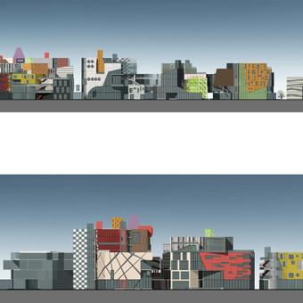 Interjero/eksterjero dizainas, 2D/3D projektavimas / Lukas Šakinis / Darbų pavyzdys ID 528113
