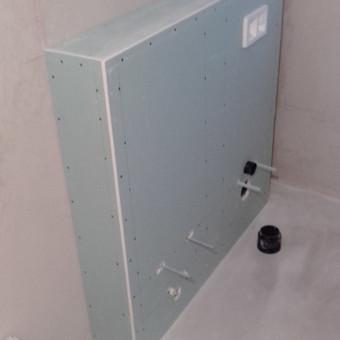 Gipso kartono montavimas Klaipėdoje / Egidijus Razmas / Darbų pavyzdys ID 74620