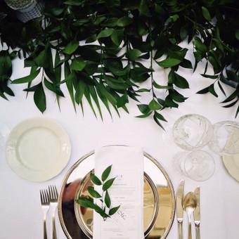 Staliukas vaišėms, švenčių, renginių dekoravimas / DILI / Darbų pavyzdys ID 528255