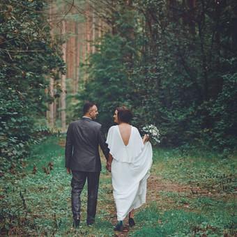 Priimu registracijas 2020 metų vestuvių sezonui! / Snieguolė / Darbų pavyzdys ID 528491