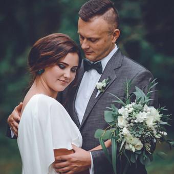 Priimu registracijas 2020 metų vestuvių sezonui! / Snieguolė / Darbų pavyzdys ID 528493