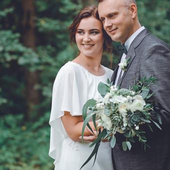 Priimu registracijas 2020 metų vestuvių sezonui! / Snieguolė / Darbų pavyzdys ID 528495
