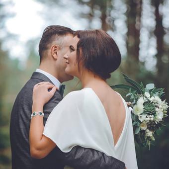 Priimu registracijas 2020 metų vestuvių sezonui! / Snieguolė / Darbų pavyzdys ID 528505