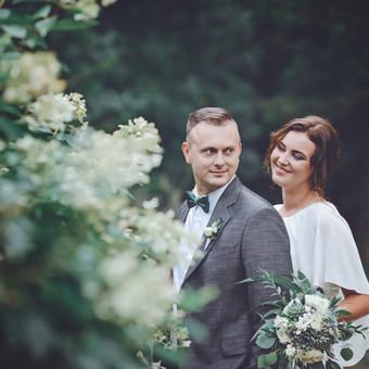 Priimu registracijas 2020 metų vestuvių sezonui! / Snieguolė / Darbų pavyzdys ID 528555