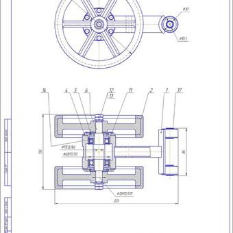 Konstruktorius mechanikos inžinierius / Gytis Da / Darbų pavyzdys ID 528997