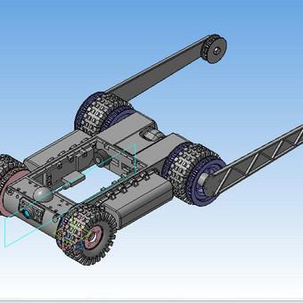 Konstruktorius mechanikos inžinierius / Gytis Da / Darbų pavyzdys ID 528999