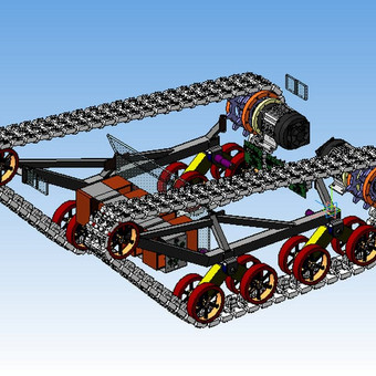 Konstruktorius mechanikos inžinierius / Gytis Da / Darbų pavyzdys ID 529013