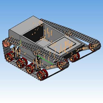 Konstruktorius mechanikos inžinierius / Gytis Da / Darbų pavyzdys ID 529015