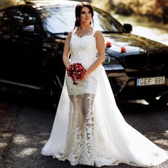 Vestuvinių ir proginių suknelių siuvimas ir taisymas / Larisa Bernotienė / Darbų pavyzdys ID 529853