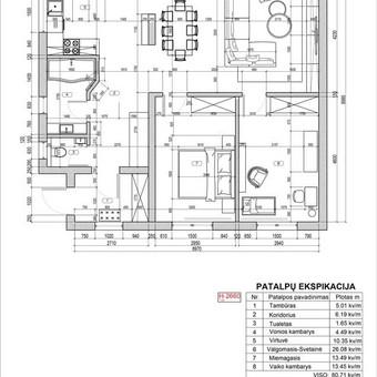 Object Works Interjero architektūra / OBJECT WORKS / Interjerai / Darbų pavyzdys ID 530625