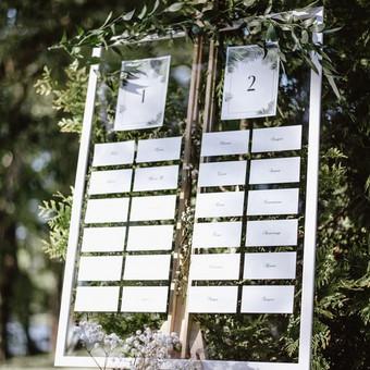 Vestuvių planuotoja, dekoratorė, koordinatorė / Ir Ideas / Darbų pavyzdys ID 530813