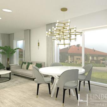 Interjero dizainas, nestandartinių baldų projektavimas / Lina Juškė / Darbų pavyzdys ID 531033