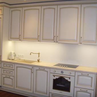 """Virtuvės baldai. Vonios baldai. Akmuo. UAB """"Forestė"""" / Dizainerė Audronė Baldai-Interjeras / Darbų pavyzdys ID 531169"""
