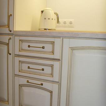 """Virtuvės baldai. Vonios baldai. Akmuo. UAB """"Forestė"""" / Dizainerė Audronė Baldai-Interjeras / Darbų pavyzdys ID 531171"""