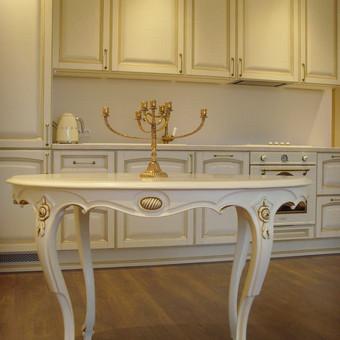 """Virtuvės baldai. Vonios baldai. Akmuo. UAB """"Forestė"""" / Dizainerė Audronė Baldai-Interjeras / Darbų pavyzdys ID 531173"""