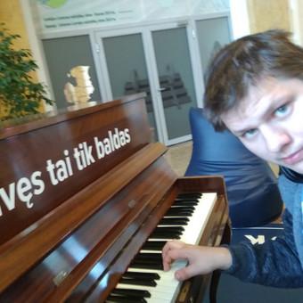 Dainuoju renginiuose vestuvėse ir panašiai :) / Gediminas Zaranka / Darbų pavyzdys ID 531187