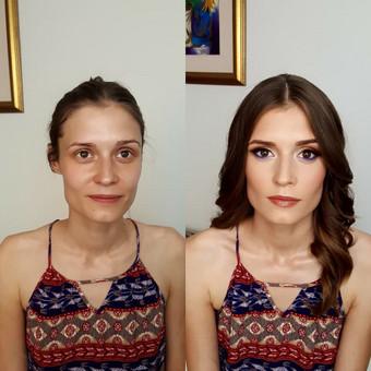 Vizažistė ir šukuosenų stilistė / Giedrė Vainauskienė / Darbų pavyzdys ID 532363