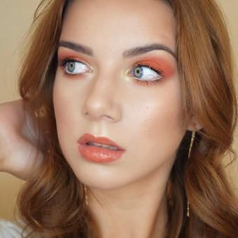 Aistė Skunčikaitė Makeup artist / Aistė Skunčikaitė / Darbų pavyzdys ID 532435
