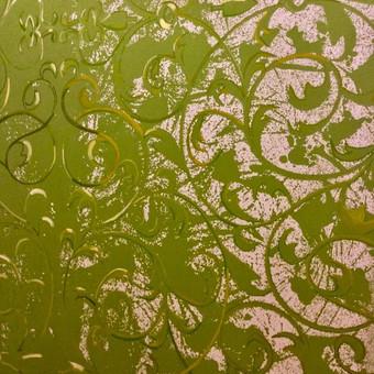 Meninis sienų dažymas / Meninis sienų dekoravimas / Darbų pavyzdys ID 532973