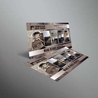 Reklamos Paslaugos ir Gamyba / Darius Simalis / Darbų pavyzdys ID 533661