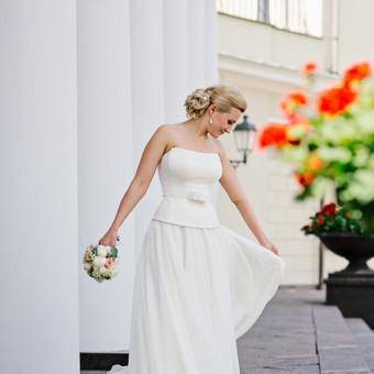 Vestuvinių ir proginių suknelių siuvėja Vilniuje / Oksana Dorofejeva / Darbų pavyzdys ID 75117