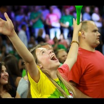 """Koordinavau akciją """"Aš tikiu Lietuvos pergale!"""", skirtą 2015 m. Europos krepšinio čempionatui. Akcija apėmė komunikaciją socialiniuose tinkluose (Facebook ir Instagram; #astikiu), žiniasklaidoje ir Youtube (pranešimai spaudai ir vaizdo klipas), miestų gatvėse ir arenų prieigose (akcijos lipdukų dalijimas). Pagrindinis akcijos rėmėjas - prekybos miestelis """"Urmas""""."""