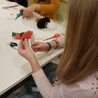 """Kūrybos pamokos """"Maža dizainerė"""" / Alesia / Darbų pavyzdys ID 534387"""