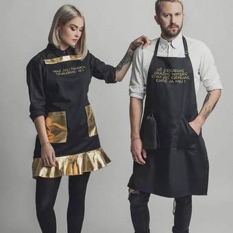 Kasdien tūkstančiai žmonių ieško unikalių drabužių. Dažnas jų , nerasdamas tinkamo modelio, renkasi tik jam asmeniškai pagamintus drabužius.