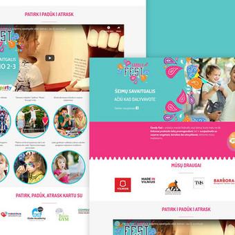 reklamos agentūra | Efektyvios interneto svetainės / Laisvalaikio Renginiai MB / Darbų pavyzdys ID 534783
