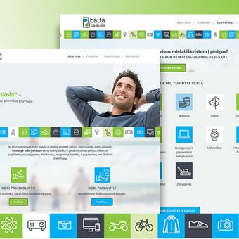 reklamos agentūra | Efektyvios interneto svetainės / Laisvalaikio Renginiai MB / Darbų pavyzdys ID 534797