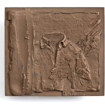 Metalų liejimo darbai (bronza, aliuminis,nikelio sidabras) / Janina Abdulskytė / Darbų pavyzdys ID 535037