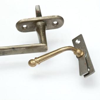 Metalų liejimo darbai (bronza, aliuminis,nikelio sidabras) / Janina Abdulskytė / Darbų pavyzdys ID 535043