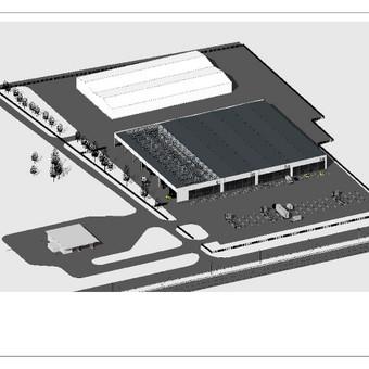 ARK PRO - architektūros ir interjero dizaino studija / Profesionali architektūra / Darbų pavyzdys ID 535109