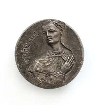 Metalų liejimo darbai (bronza, aliuminis,nikelio sidabras) / Janina Abdulskytė / Darbų pavyzdys ID 535113