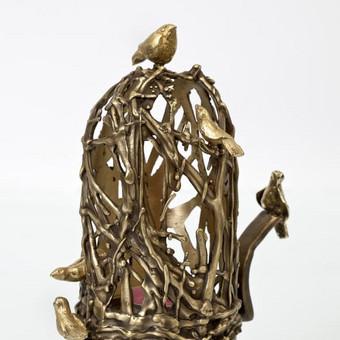 Metalų liejimo darbai (bronza, aliuminis,nikelio sidabras) / Janina Abdulskytė / Darbų pavyzdys ID 535117