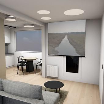 ARK PRO - architektūros ir interjero dizaino studija / Profesionali architektūra / Darbų pavyzdys ID 535179