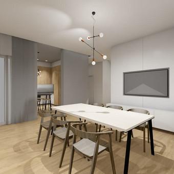 ARK PRO - architektūros ir interjero dizaino studija / Profesionali architektūra / Darbų pavyzdys ID 535191