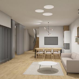 ARK PRO - architektūros ir interjero dizaino studija / Profesionali architektūra / Darbų pavyzdys ID 535193