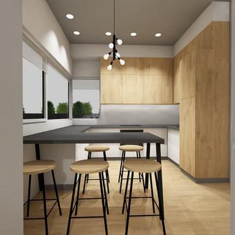 ARK PRO - architektūros ir interjero dizaino studija / Profesionali architektūra / Darbų pavyzdys ID 535195
