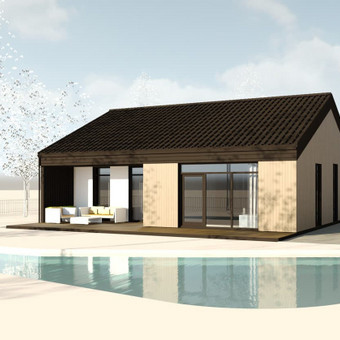 ARK PRO - architektūros ir interjero dizaino studija / Profesionali architektūra / Darbų pavyzdys ID 377313