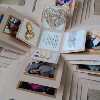 Išskirtiniai popieriaus gaminiai / Gintarė Brunienė / Darbų pavyzdys ID 535493