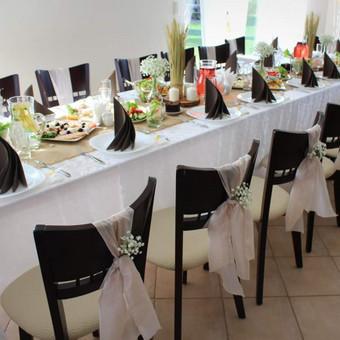 Vestuvių, švenčių dekoravimas / Giedrė Jankauskienė / Darbų pavyzdys ID 535533