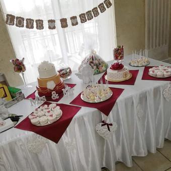 Vestuvių, švenčių dekoravimas / Giedrė Jankauskienė / Darbų pavyzdys ID 535539