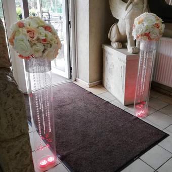 Vestuvių, švenčių dekoravimas / Giedrė Jankauskienė / Darbų pavyzdys ID 535541