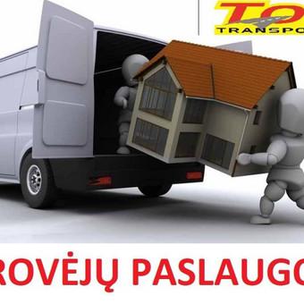PERKRAUSTYMO PASLAUGOS / UAB TOGI / Darbų pavyzdys ID 535615