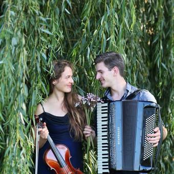 """Muzikinis duetas """"Tutto a Dio"""" / Muzikinis ansamblis """"Tutto a Dio"""" / Darbų pavyzdys ID 535661"""