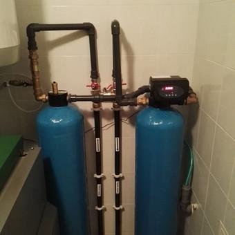 Viskas vandens filtravimui: vandens filtrai ir servisas / Linas / Darbų pavyzdys ID 535663